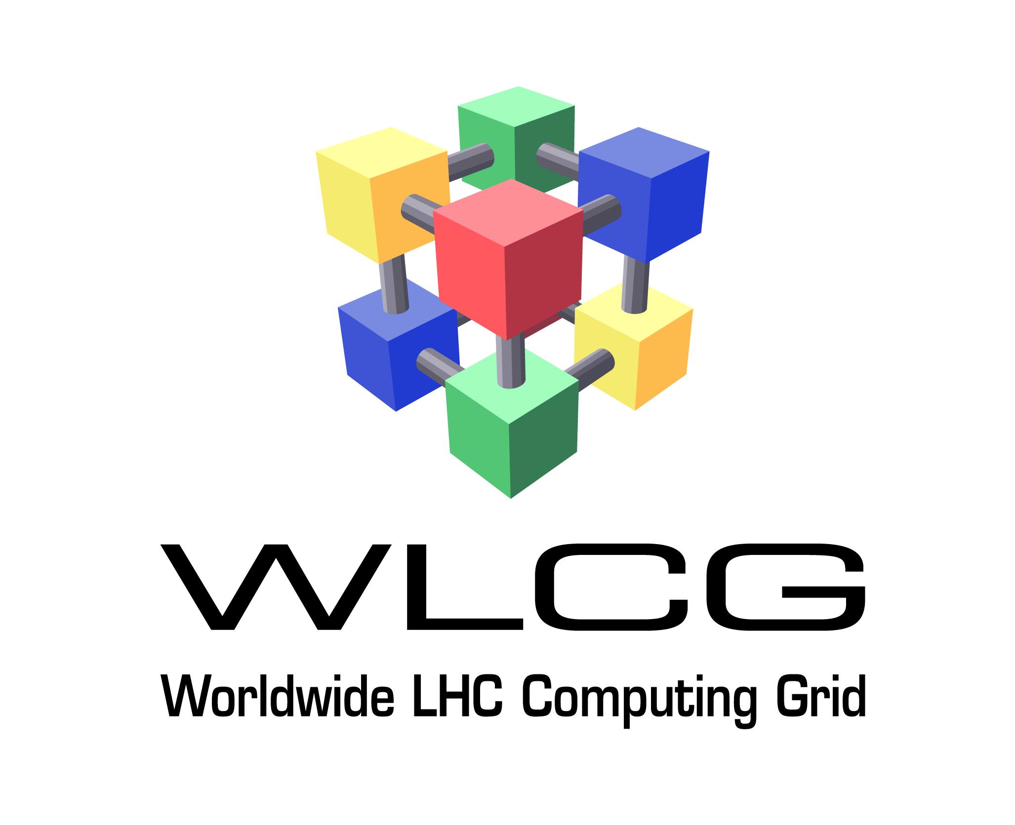 WLCG logo